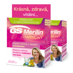 GS Merilin Harmony, 2 × 90 tablet