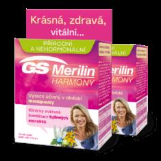 GS Merilin Harmony, 2 × 90 tablet