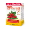 GS Vitamin C 1000 se šípky, 100+20 tablet