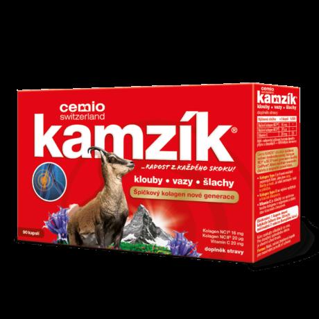 Cemio Kamzík® 90 kapslí