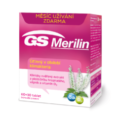 GS Merilin, 60+30 tablet