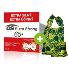 GS Extra Strong 65+, 60 tablet a 60 kapslí