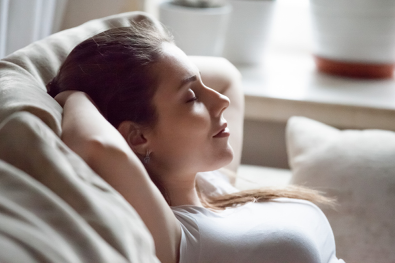 Spánek a uklidnění