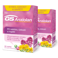 GS Anxiolan, 60 tablet