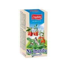 Apotheke Na imunitu s kustovnicí čaj, 20x2g