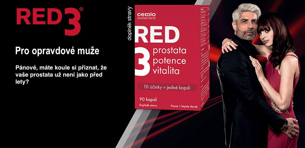 RED3, pro opravdové muže