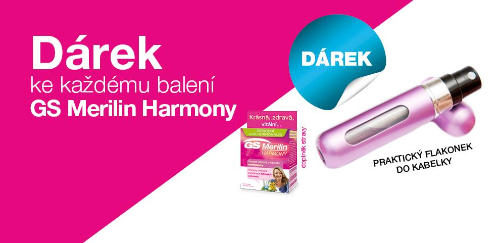 Banner GS Merilin Harmony s dárkem