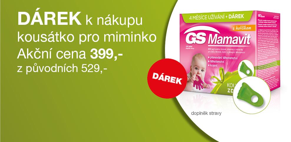 GS Mamavit 120+dárek