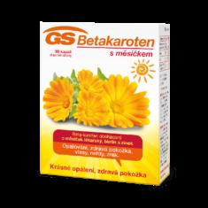 GS Betakaroten s měsíčkem, 30 kapslí