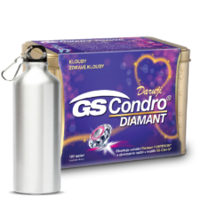 GS Condro® DIAMANT, 120 tablet - dárkové balení
