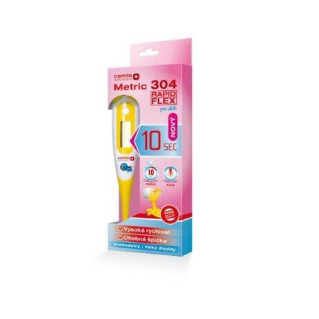 Cemio Digitální teploměr Metric 304 Rapid Flex pro děti