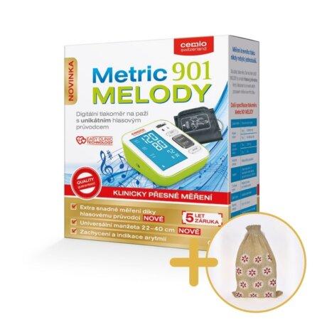 Cemio Digitální tlakoměr Metric 901 Melody
