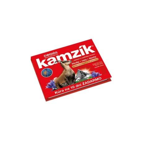 Cemio Kamzík®, 10 kapslí