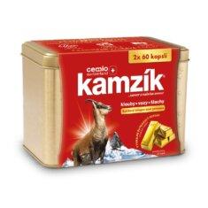 Cemio Kamzík®, 2 × 60 kapslí, dárkové balení