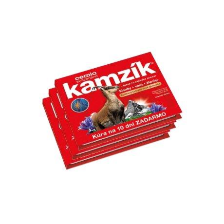 Cemio Kamzík®, 3×10 kapslí