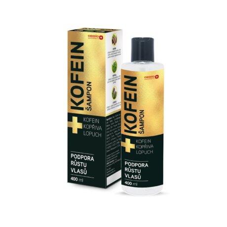 Cemio KOFEIN šampon, 400 ml