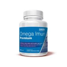 Cemio Omega Imun Premium, 30 kapslí