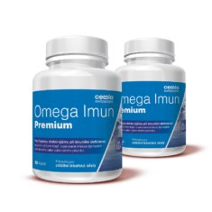 Cemio Omega Imun Premium, 60 kapslí
