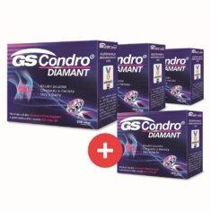 GS Condro® DIAMANT 200 tablet - 3+1 ZDARMA