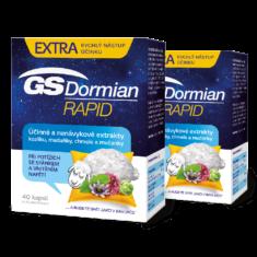 GS Dormian Rapid, 2 × 40 kapslí