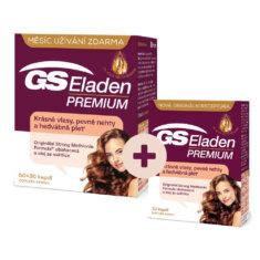GS Eladen PREMIUM, 60+30 kapslí+ 30 kapslí ZDARMA