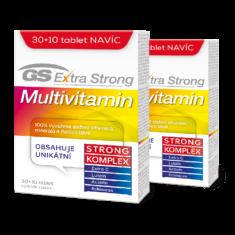 GS Extra Strong Multivitamin, 60+20 tablet