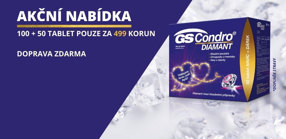 GS Condro Diamant 100+50 tbl