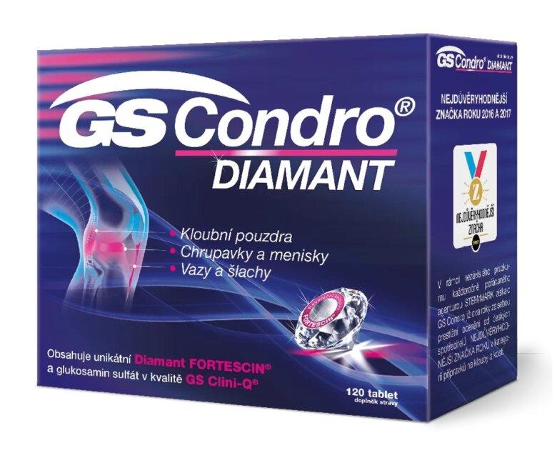 GS Condor DIAMANT 120 tablet
