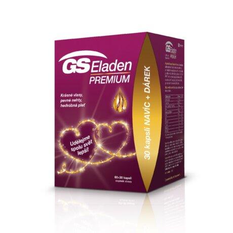 GS Eladen PREMIUM, 60+30 kapslí, dárkové balení