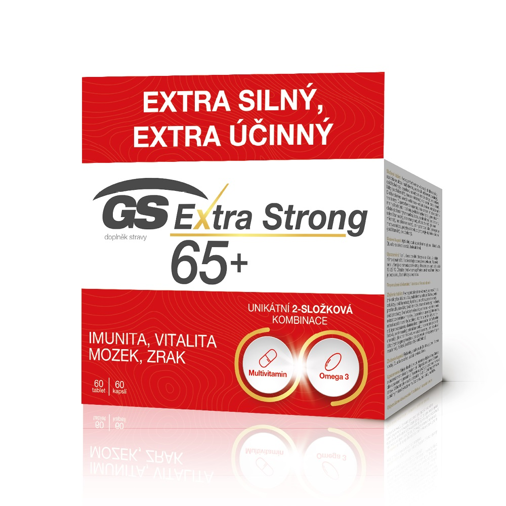 GS Extra strong 60+60, 65+
