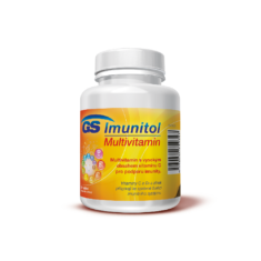 GS Imunitol s vysokým obsahem vitaminu C, 60 tablet