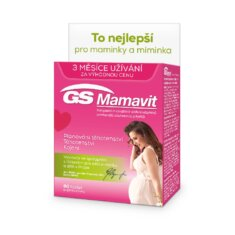 GS Mamavit, 90 tablet