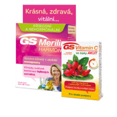 GS Merilin Harmony, 60+30 tablet