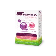 GS Vitamin D3 + VITAMIN K2, 30 tablet