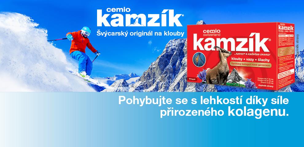 Cemio Kamzík na klouby
