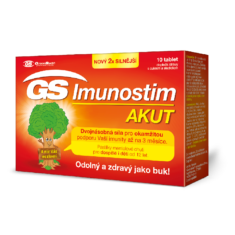 GS Imunostim AKUT, 10 tablet