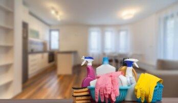 Jak dezinfikovat domácnost při onemocnění COVID-19