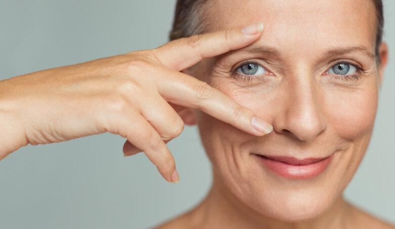 Menopauza a její vliv na pleť