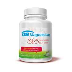 GS Magnesium 365 mg, 365 tablet