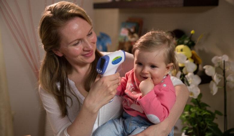 Bezkontaktní teploměr – nejlepší způsob, jak měřit teplotu