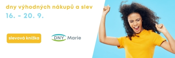 Dny Marie banner mobil