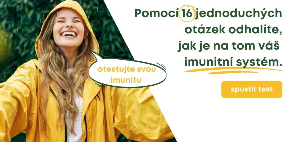 Velký test imunity banner