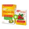 GS Extra Strong Vitamin D3 2000 IU, 90 kapslí