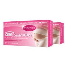 GS Ovultest 3 v 1, 6 ks