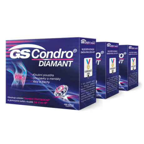 GS Condro® DIAMANT 360 tablet