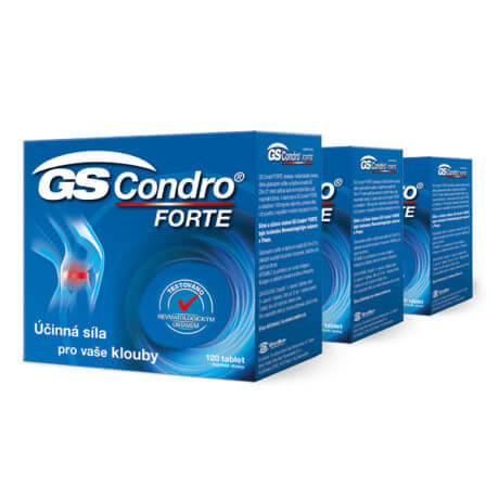 GS Condro® FORTE 360 tablet