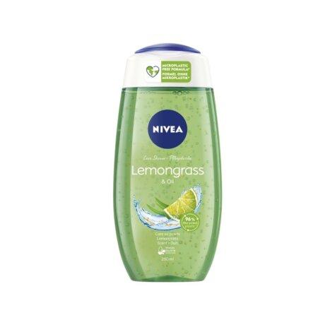 Nivea sprchový gel Lemongrass & Oil, 250ml