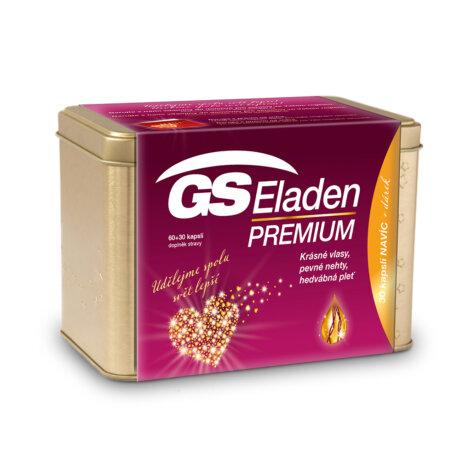 GS Eladen PREMIUM, 60+30 kapslí, dárkové balení 2021