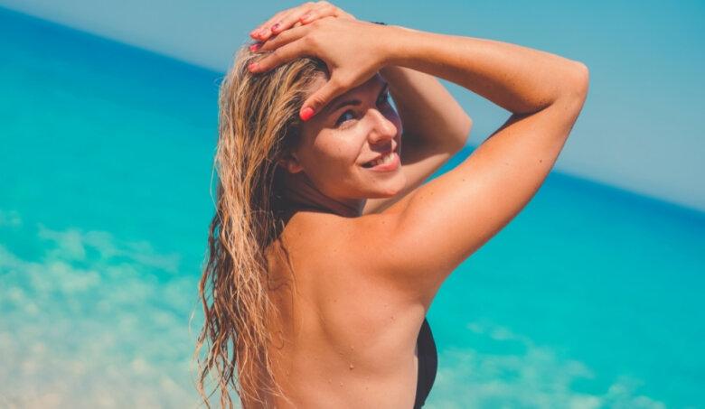 Péče o vlasy v létě