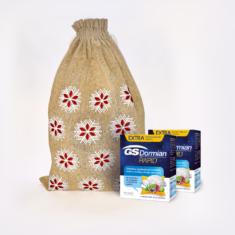GS Dormian Rapid, 2 × 40 kapslí - vánoční balení